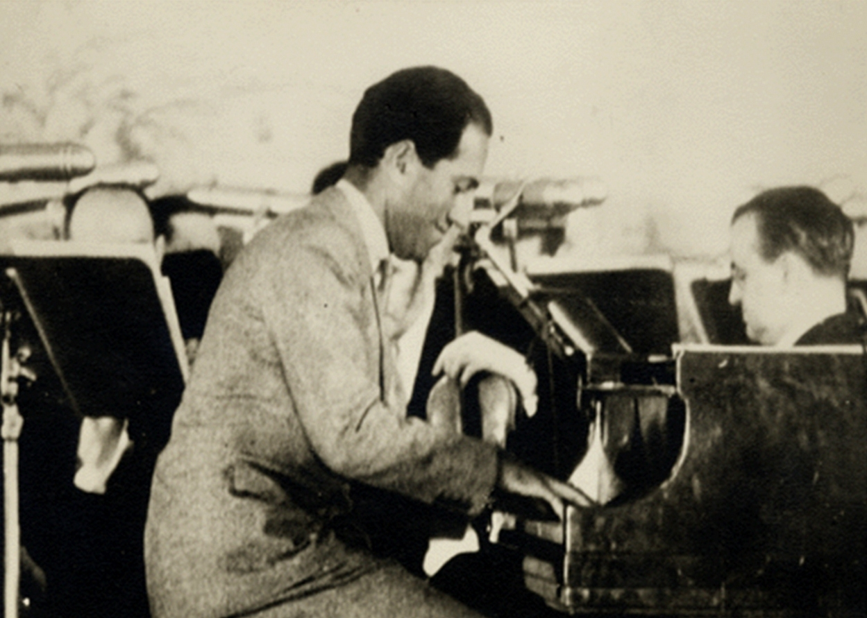 Wie was George Gershwin?