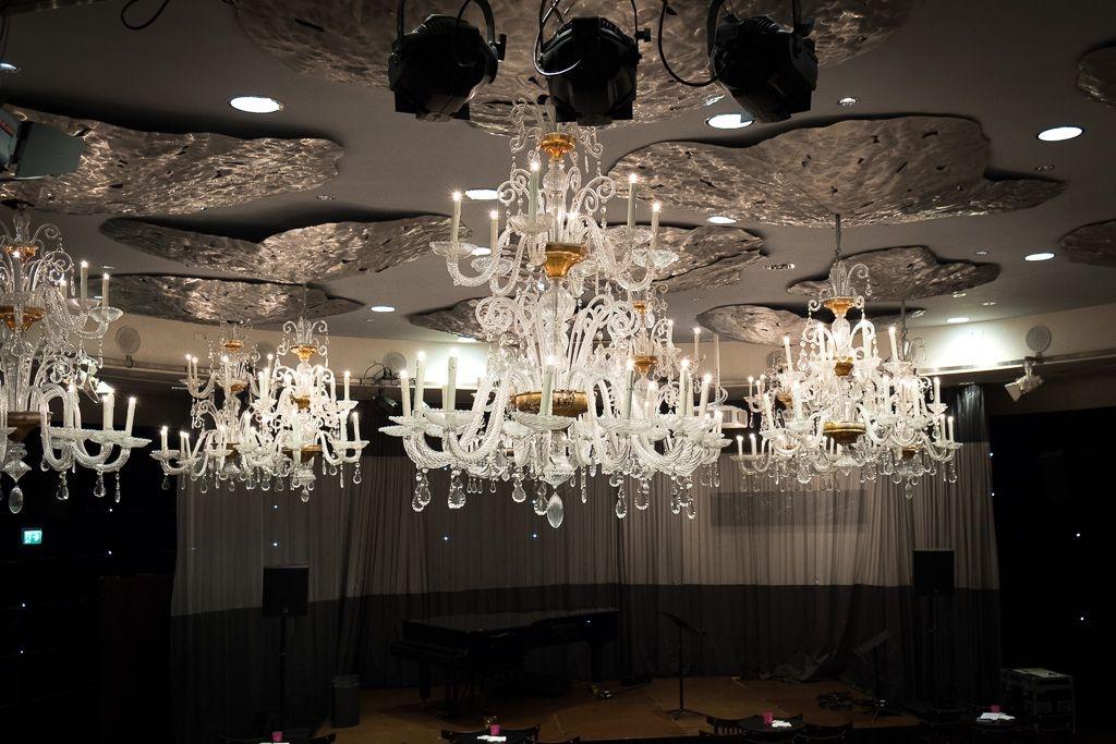 De kelder van Het Concertgebouw