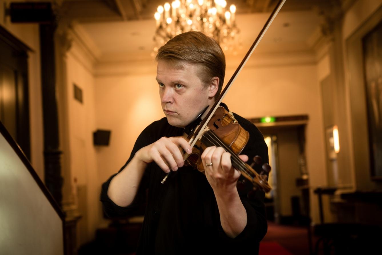 Actuele concerten met Pekka Kuusisto