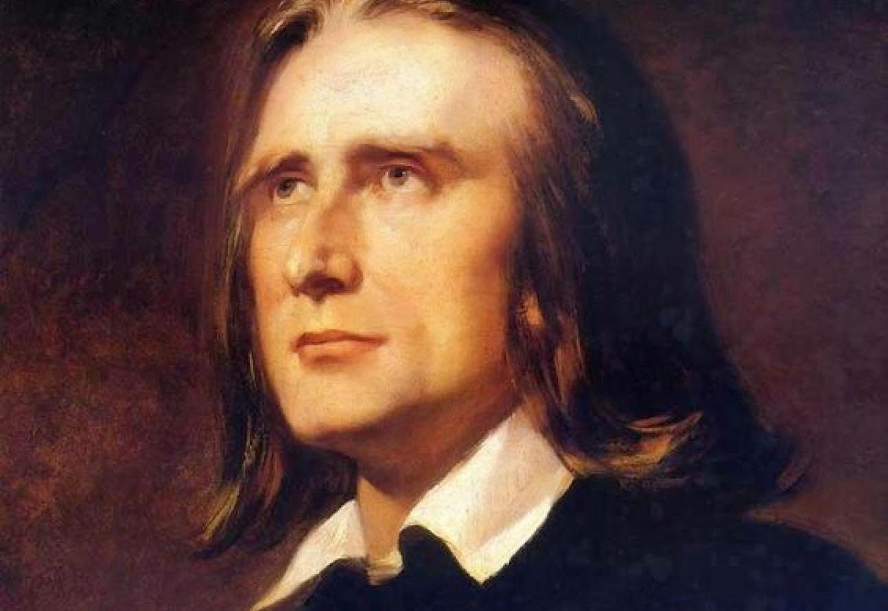 Wie is Franz Liszt?