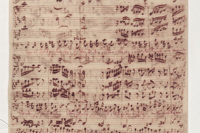 Zit de Matthäus-Passion vol verborgen getallen?