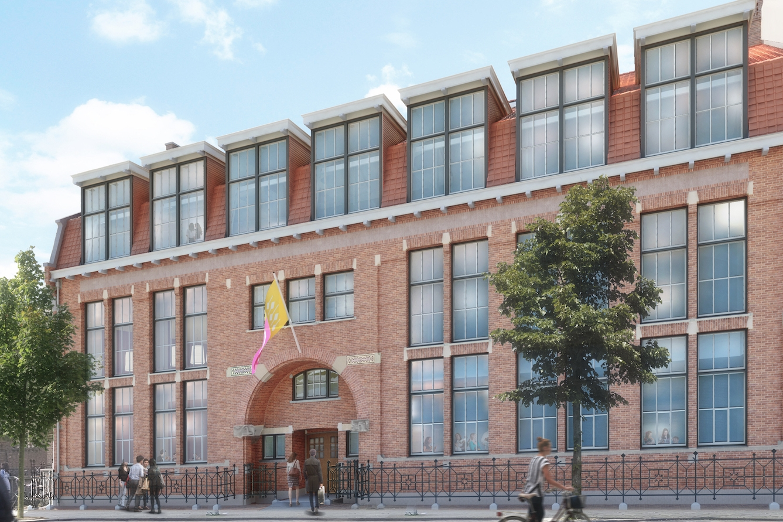 Een nieuw huis voor het Concertgebouworkest