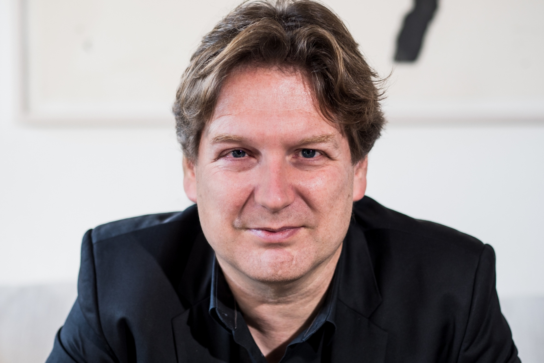 Orkestpianist Jeroen Bal: 'Hoppa! Het diepe in'