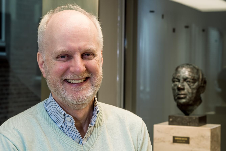 Solofagottist Ronald Karten: 'Dit was mijn plek'