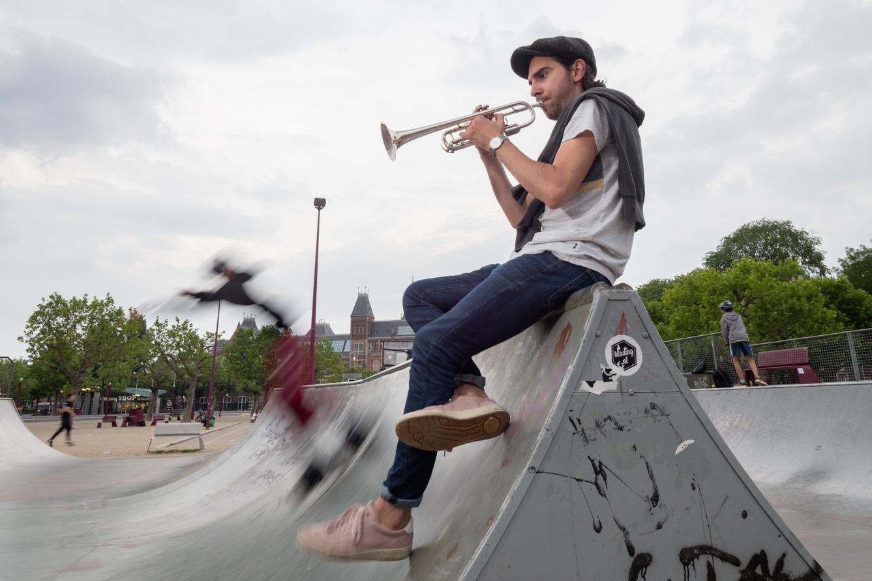 Miroslav Petkov: 'Ik werd verliefd op de trompet door Tom & Jerry'