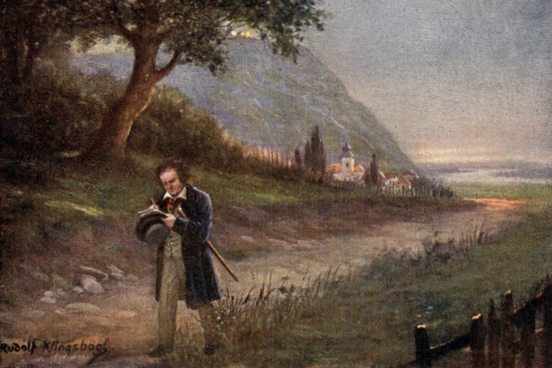Ludwig van Beethoven Zesde symfonie 'Pastorale'