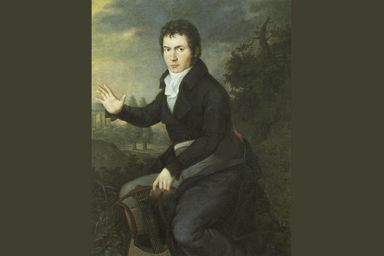 Wie was Ludwig van Beethoven?