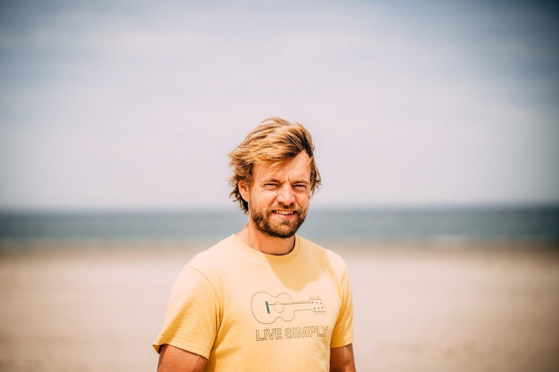 Wat hoort eilandgids Thijs van den Berg?