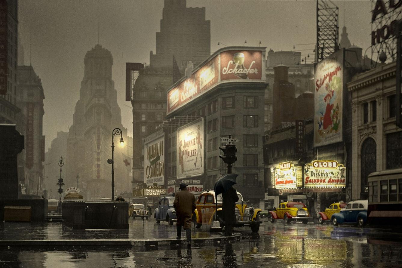 New York: de stad die altijd stroomt