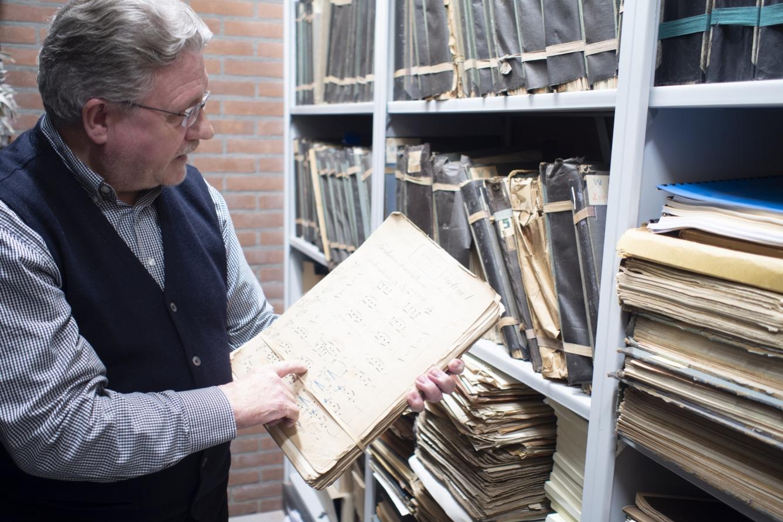 De orkestbibliotheek: een ondergrondse schat