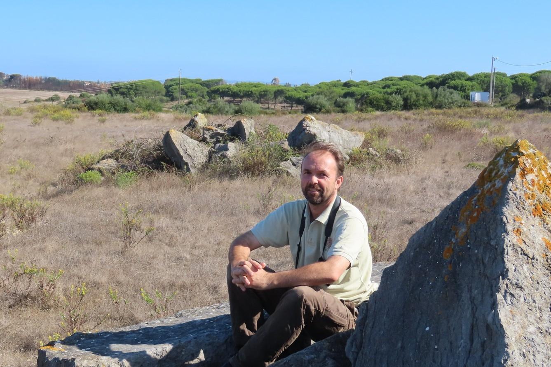 Wat hoort ornitholoog Magnus Robb?