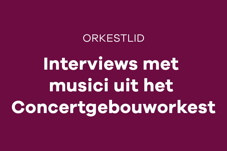 Lees andere interviews met musici